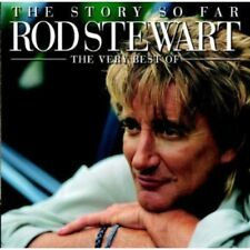 The Story So Far: The Very Best Of Rod Stewart (2CD) by Rod Stewart New Music CD