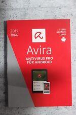 Avira Antivirus Pro for Android 2015 - 2 User / 6 Geräte / 1 Jahr