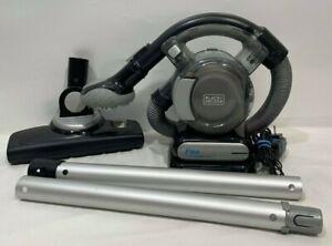 BLACK+DECKER 20V MAX Flex Cordless Stick Vacuum with Floor Head and Pet Hair Bru