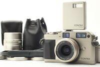 [N MINT] Contax G1 35mm Rangefinder w/ 28mm 90mm f/2.8 T* + TLA140 from JAPAN #5