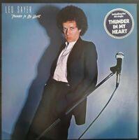 Leo Sayer-Thunder In My Heart Vinyl LP.1977 Chrysalis CDL 1154.Easy To Love+