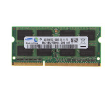 For Samsung 4GB 4G RAM 2RX8 DDR3 1333MHz PC3-10600S SO-DIMM Laptop Memory 204PIN