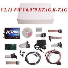V2.13 FW V6.070 KTAG K-TAG ECU Programming Tool Master Version Unlimited Tokens