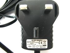 400MA/0.4A 15V AC/DC MAINS REGULATED POWER ADAPTOR/SUPPLY/CHARGER/PSU