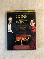 Gone With the Wind (DVD, 2009, 2-Disc Set, 70th Anniversary Edition w/Slipcover)