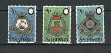 Used Single Ascension Island Stamps