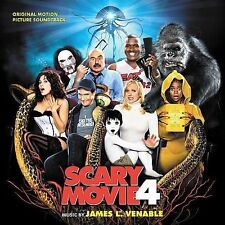 Scary Movie 4 (Original Motion Picture Soundtrack), New Music
