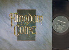 KINGDOM COME Same LP 1988 Canada SELF TITLED Selftitled
