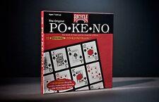 Lot 2 Pokeno & Po-Ke-No Too 24 BOARDS RED & BLUE BOX