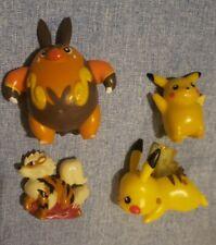 Pokemon Toy Lot 4 Toys Pikachu