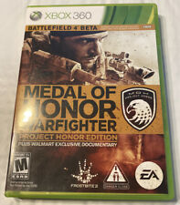Medal of Honor Warfighter Microsoft Xbox 360/ Seal Is Taken Off See Photos*