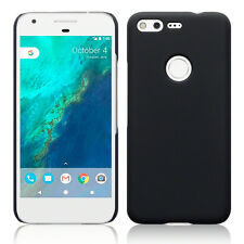 Genuine High Impact Rubberised Case Micro Thin Bumper Black for Google Pixel XL