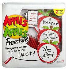 Apples to Apples Freestyle  - Board Game