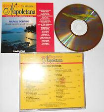 LA CANZONE NAPOLETANA - NAPOLI SORRIDE (DeAgostini) - CD Editoriale..
