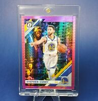2020 PINK HOLO PRIZM Steph Stephen Curry DONRUSS OPTIC WARRIORS - HOT INVESTMENT