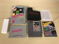 Kid Icarus Complete CIB Nintendo NES Game Original Silver Pit