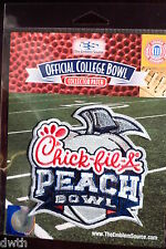 Football Semi-Final Chick-fil-A Peach Bowl 2016/17 Patch #1 Alabama #4Washington