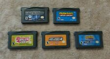 Authentic Nintendo Gameboy Advance Games Cartridge Only **TESTED** YOU PICK!!