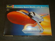 Revell Discovery Space Shuttle with Boosters Nr.4732