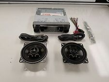 Mercedes Benz 107 Chassis 1972-1980 Bluetooth/CD/AUX upgrade sound system
