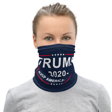Mask Face Covering Bandana Trump 2020 Keep America Great Patriotic Safety