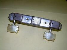 Vintage 1960s Kluson Deluxe Single Line Plank Tuner Parts #3093