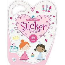 My Super Sparkly Sticker Purse book by Make Believe Ideas