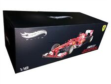 ELITE F1 2013 FERRARI F138 F. ALONSO FORMULA 1 1/18 CHINA GP #3 HOT WHEELS BCT82