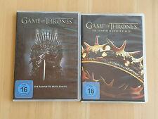 GAME OF THRONES - STAFFEL 1 + 2 - TOP DVD!!!
