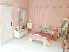 Doll house Room Box Retro Style ~ 1:6 Pullip Blythe Momoko Monster Barbie BJD