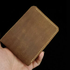 [NEW] Men's Minimalist Leather Wallet