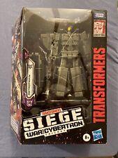 Transformers: Siege - War for Cybertron - Astrotrain - Sealed