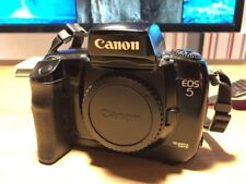 Canon Eos 5 analog