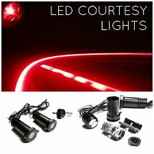 RED LED Courtesy Door Projector Lamp fit CHEVROLET CAMARO | Ghost Shadow Light