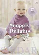Sirdar snuggly délices book 507 17 tricots pour bébé et enfants