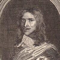 Portrait XVIIIe Henri De La Tour D'Auvergne Turenne Duc De Bouillon Maréchal