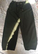 Tu Women Premium Ladies Green Trousers Size 16