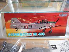 Modelkit Artiplast Aermacchi M. 416 on 1:70 in Box