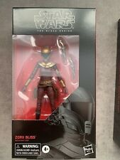 Hasbro Star Wars The Black Series Zorii Bliss Toy 6-inch Scale Star Wars: The...