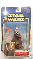 Shaak Ti - Star Wars Attack of the Clone by Tomy Action Figure