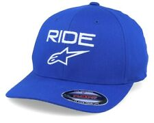 ALPINESTAR Ride 2.0 Royal Blue/White Flexfit - Alpinestars Small/Medium