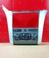 2009-2012 Chevrolet Traverse Manual A/C Heater Climate Control Unit W/ Trim OEM