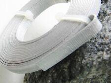 EFCO Aludraht Struktur flach Basteldraht 2 Meter 5x1,5mm eloxiert SERAJOSY