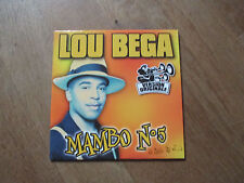 CD MUSIQUE SINGLE LOU BEGA edit radio havana club mix 1999