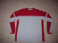 Boys Point Zero Gray/Red Sweatshirt, Size XL 20
