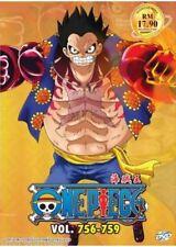 DVD ONE PIECE 756-759 _English Sub_Free Shiiping_All Region