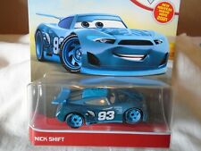 Disney Pixar Cars - Nick Shift  -  2021 New release - Metal Collection