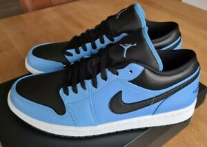 Nike Air Jordan 1 Low 11 10 45 29cm 553558 403 NEU