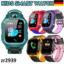 Kinder Smartwatch Armbanduhr Wasserdicht mit GPS-Tracker + Kamera Kids SOS Anruf