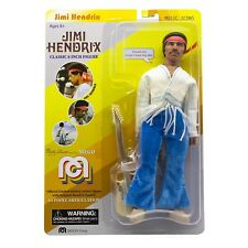 Mego Jimi Hendrix from Woodstock 8 inch Action Figure w/ guitar